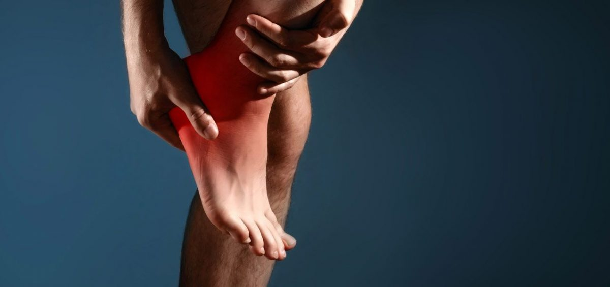 shockwave therapy for chronic heel pain