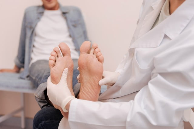 local podiatrists in Reservoir