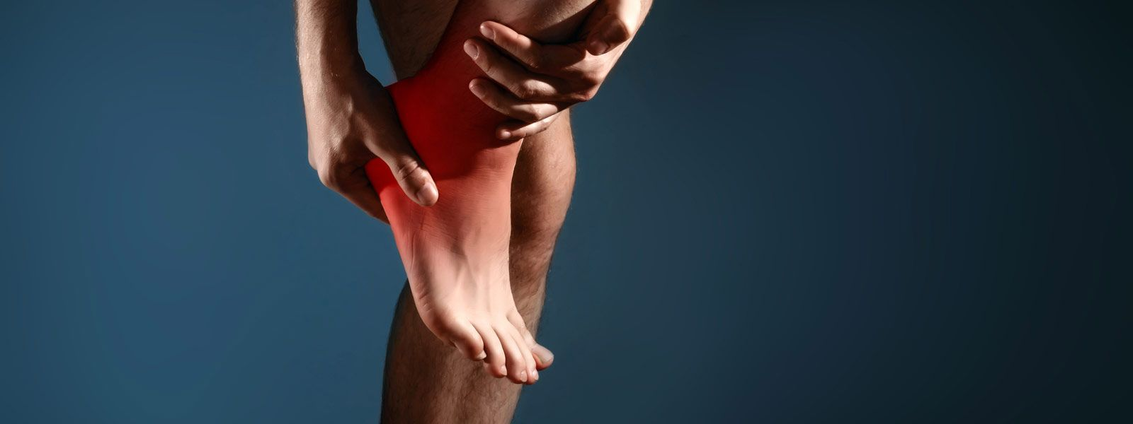 foot and ankle pain Reservoir